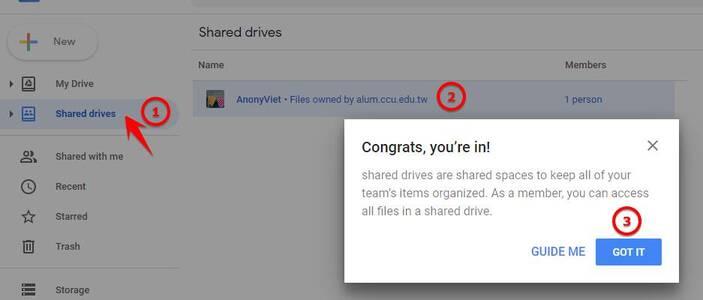 how to create google team drive free 2020