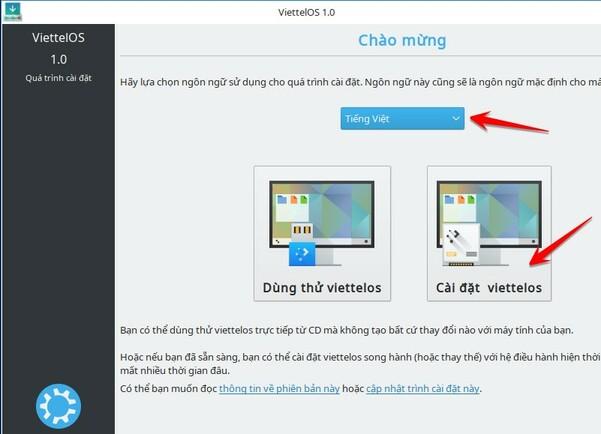 Download ViettelOS- CyOS - Hệ điều hành do Viettel phát triển 2