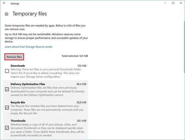 19 mẹo tăng hiệu suất PC trên Windows 10 giúp tối ưu và nhẹ hơn 7