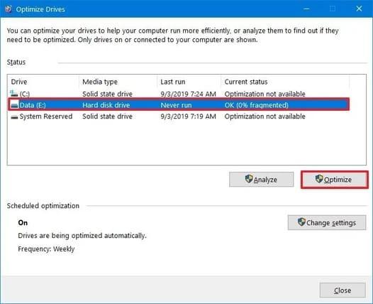 19 mẹo tăng hiệu suất PC trên Windows 10 giúp tối ưu và nhẹ hơn 9