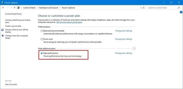 19 mẹo tăng hiệu suất PC trên Windows 10 giúp tối ưu và nhẹ hơn 20