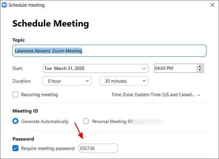 Zoom-Bombing là gì? Cách bảo vệ Zoom không bị Hack khi học Online 12