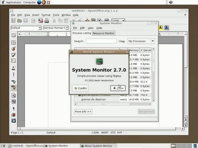 """Lịch sử hệ điều hành Ubuntu 4.10 """"Warty Warthog"""" và những điều bạn chưa biết 5"""