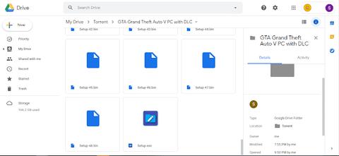 Cách dùng Colab để Download File Torrent về Google Drive 52