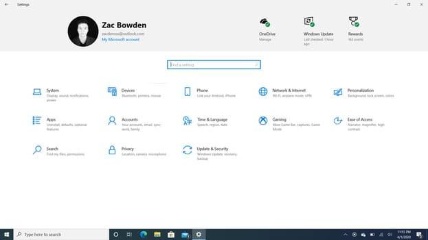 Có gì mới trong bản cập nhật Windows 10 May 2020 6