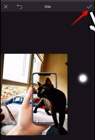 Hướng dẫn tạo ảnh ngoài khung hình điện thoại đang hot trend 45