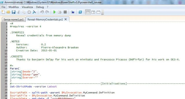 hack password windows từ bộ nhớ ram bằng PowerMemory
