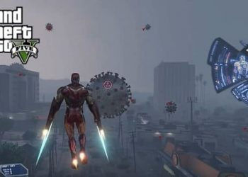 Download Game GTA 5 Mod COVID-19 Invasion miễn phí