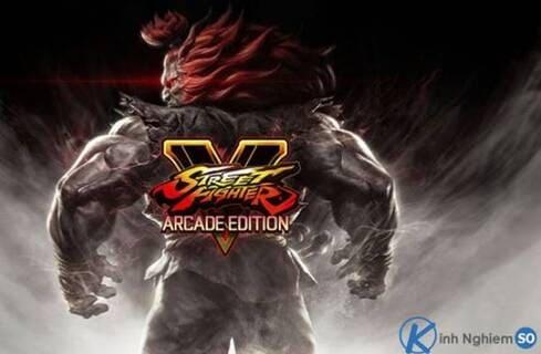 game offline Street Fighter V: Arcade Edition