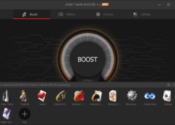 License Key Smart Game Booter
