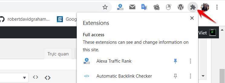 Cách dùng Extension MonokaiToolkit - Bộ công cụ tiện ích Facebook 6