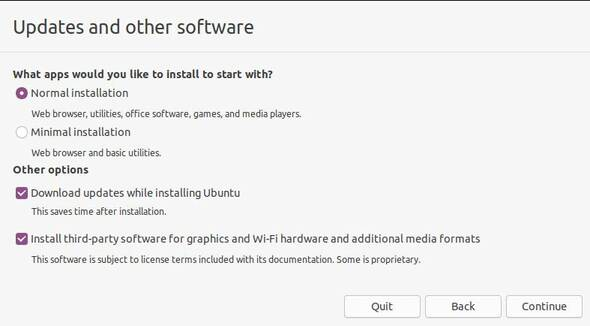 Hướng dẫn cài song song Ubuntu 20.04 với Windows 10 mới nhất 2020 22