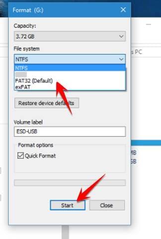 Tạo USB boot cài Unbuntu trên Windows
