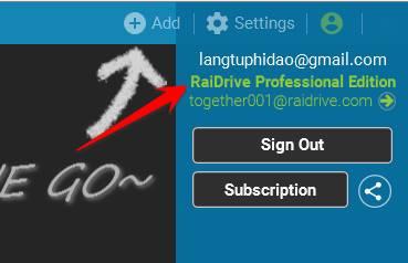 raidrive pro full key