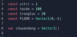 code chuyển động của kẻ thù emeny bằng godot