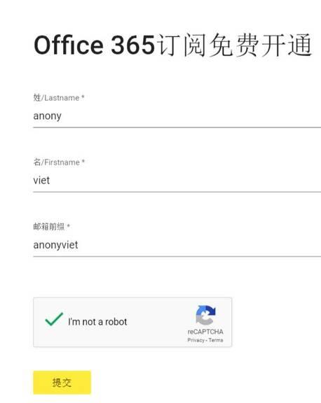 Hướng dẫn đăng ký Office 365 E3 để tải về máy tính