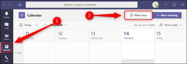 Cách tạo một cuộc họp bằng Microsoft Teams chi tiết nhất