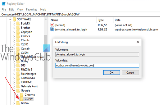 Cấu hình Registry