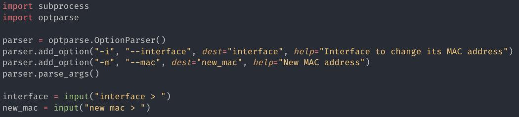 [PyHack] Bài 1: MAC là gì? Cách thay đổi MAC bằng python 11