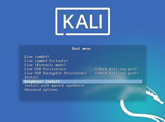 Hướng dẫn cài đặt Kali Linux 2020 và khám phá các tính năng mới 16