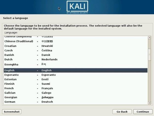 Hướng dẫn cài đặt Kali Linux 2020 và khám phá các tính năng mới 17