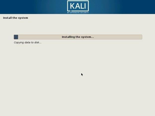 Hướng dẫn cài đặt Kali Linux 2020 và khám phá các tính năng mới 20