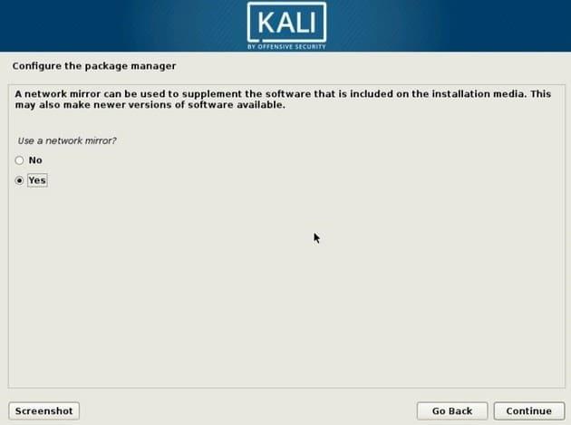 Hướng dẫn cài đặt Kali Linux 2020 và khám phá các tính năng mới 21