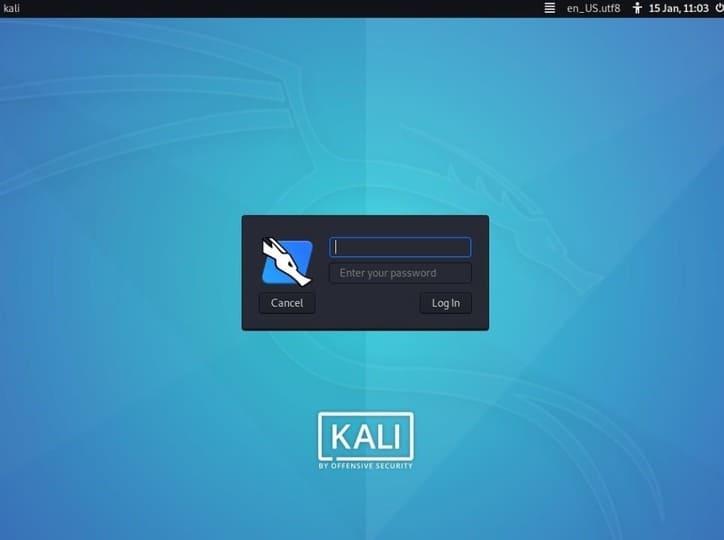 Hướng dẫn cài đặt Kali Linux 2020 và khám phá các tính năng mới 24