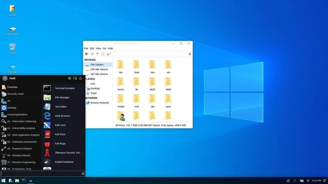 Hướng dẫn cài đặt Kali Linux 2020 và khám phá các tính năng mới 29