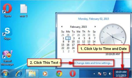 sửa lỗi không vào được web trên win 7 ssl