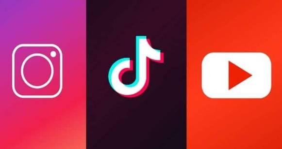 liên kết Youtube và Instagram vào Tiktok