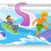 chơi game lướt ván ẩn edge