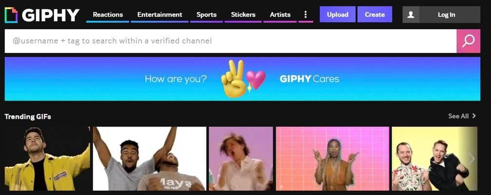 Facebook mua lại website Giphy giá 400 triệu usd