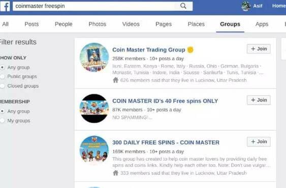 Cách Hack Coin Master nhận lượt Spin không giới hạn 2020 15