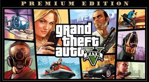 tải GTA V bản quyền miễn phí từ EPIC