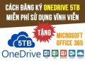reg onedrive 5tb office 365