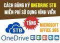 reg onedrive 5tb office 365