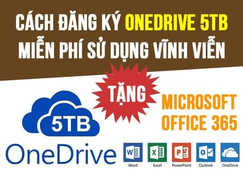 Hướng Dẫn Cách Tạo Office 365 E5 Và Onedrive 5TB 10