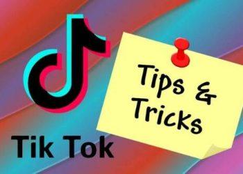 thủ thuật tiktok tip tricks