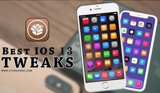 Danh sách Tweak hay trên iOS 13