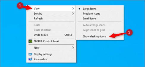 10 Mẹo hay trên Desktop Windows 10 có thể bạn chưa biết 22