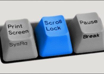 scroll lock là gì