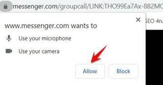 Cách sử dụng Phòng họp mặt - Messenger Rooms của Facebook 21
