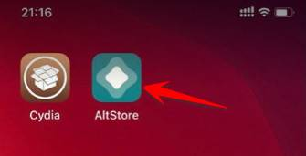icon AltStore