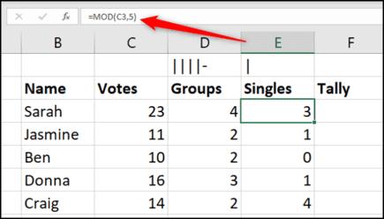 Cách tạo biểu đồ kiểm đếm trong Microsoft Excel 35