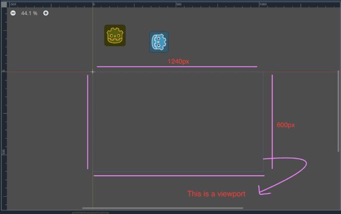 Các thao tác cơ bản trên Scene2D - Godot Engine cơ bản 127