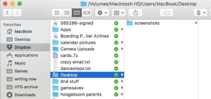 đồng bộ dữ liệu Desktop Windows và Mac