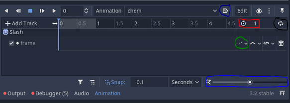 [Lập Trình Game] Bài 13: AnimationPlayer, SpriteSheet và Tấn Công Kẻ Thù 124