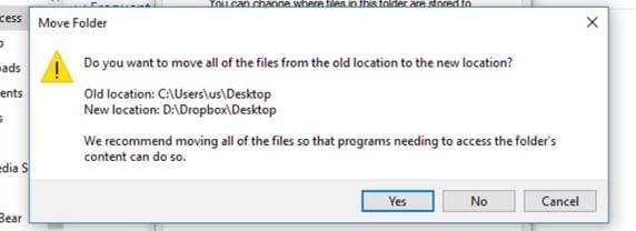 Hướng dẫn đồng bộ hoá Desktop Windows và Mac 8