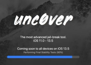 unc0ver 5.2 firmware 13.5.5